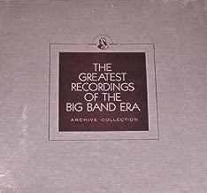 DUKE ELLINGTON, FRANKIE CARLE, BOB CHESTER & JACK TEAGARDEN . .; The Greatest Recordings of the Big Band Era (4 LP Box Set) Volumes 9, 10, 11 & 12