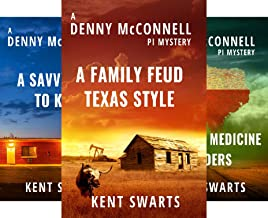 Denny McConnell PI (3 Book Series)