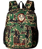 mini rodini - Camo School Bag