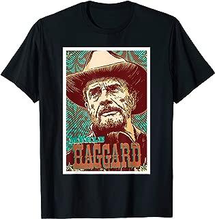 vintage merle haggard shirts