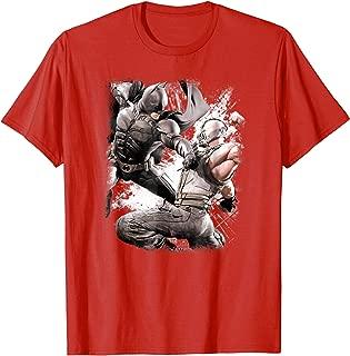 Batman Dark Knight Rises Final Fight T Shirt
