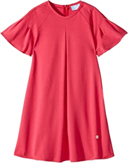 Jersey Flare Dress (Little Kids/Big Kids)