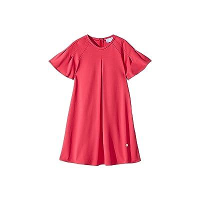 Lanvin Kids Jersey Flare Dress (Little Kids/Big Kids) (Hot Pink) Girl
