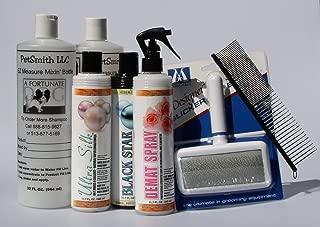 Bouvier des Flandres Coat Care Grooming Kit FREE BONUS