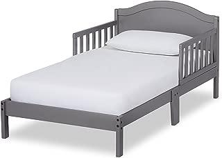 Dream On Me Sydney Toddler Bed, Steel Grey