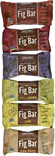 Nature's Bakery Fig Bar Variety (Pack of 12)