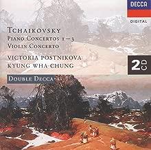 Tchaikovsky: Piano Concerto Nos. 1-3/Violin Concerto