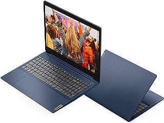 2020 Lenovo IdeaPad 3 15.6 pulgadas Laptop Intel Core i3-1005G1 8GB RAM 256GB SSD Windows 10 pulgadas Modo S Azul (Renewed)
