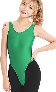aa6ff374c Amazon.com  Green - Leotards   Women  Sports   Outdoors
