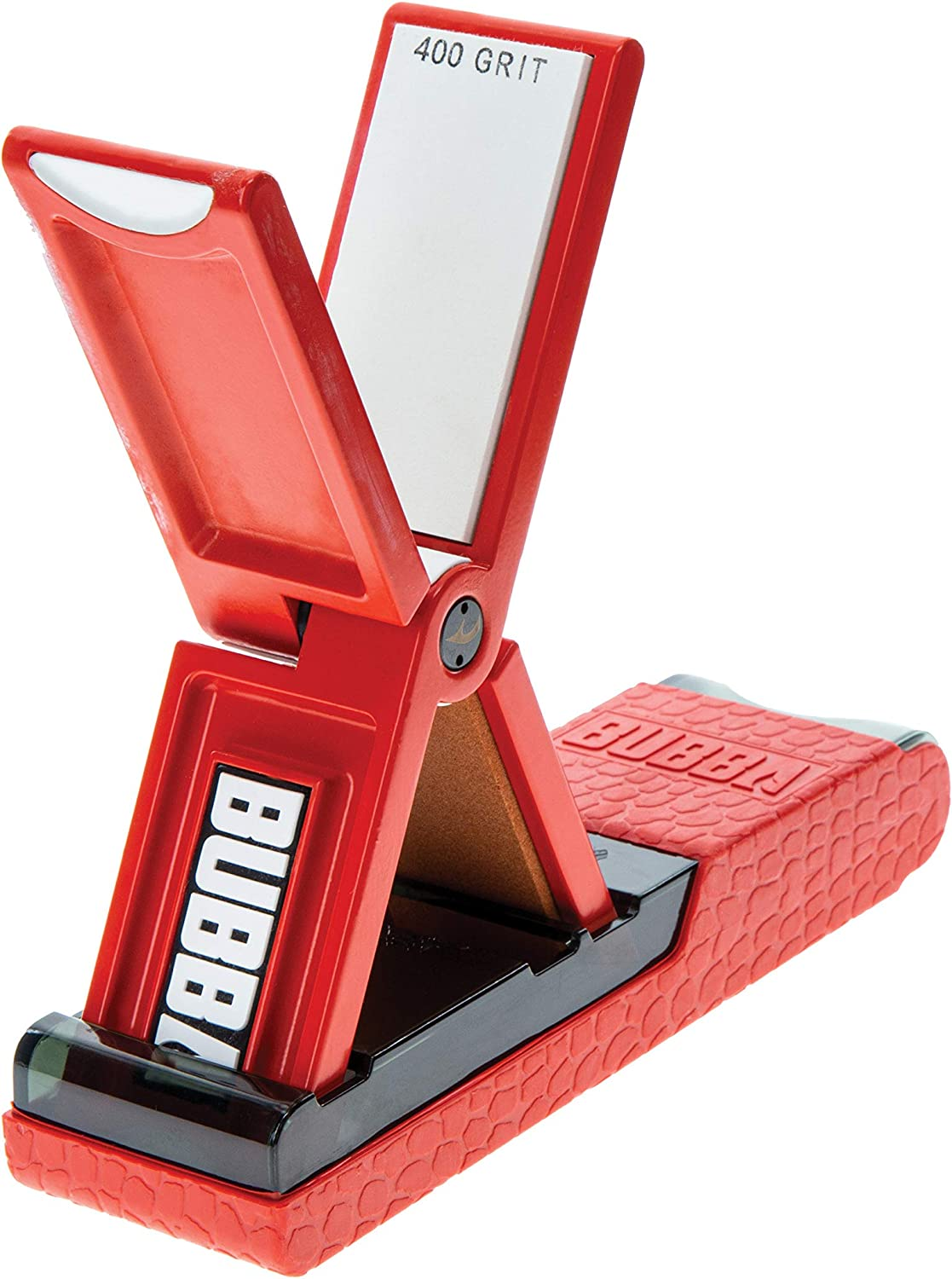BUBBA Ultra Knife Sharpener with Popular brand in the world Max 80% OFF Base Non-Slip Sharpene Grip and