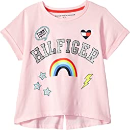 Tommy Hilfiger Kids - Patch Tee (Big Kids)