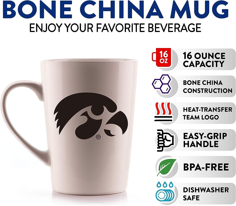 Duck House NCAA Unisex Bone China Mug