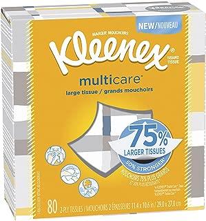 Kleenex Multicare Facial Tissues