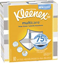 Kleenex Multicare Facial Tissues
