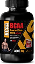 bcaa Tablets for Men - BCAA - BRANCHED Chain Amino Acid - l-leucine Amino Acid - 1B (120 Tablets)