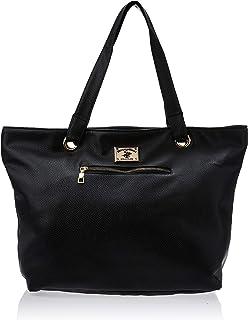 BHPC Womens Tote Bag, BLACK - BH2686