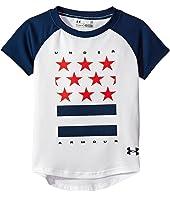Under Armour Kids - Stars and Stripes Short Sleeve (Little Kids)