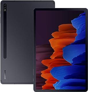 Samsung Galaxy Tab S7+ Wi-Fi Android Tablet Mystic - Black (UK Version)