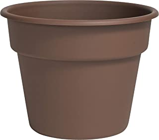 Bloem Dc20-45 20 In. Dura Cotta Planter& Chocolate