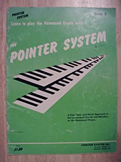 Learn to Play the Hammond Organ with the Pointer System, Book 5