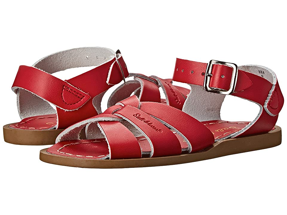Salt Water Sandal by Hoy Shoes The Original Sandal (Toddler/Little Kid) (Red) Kids Shoes