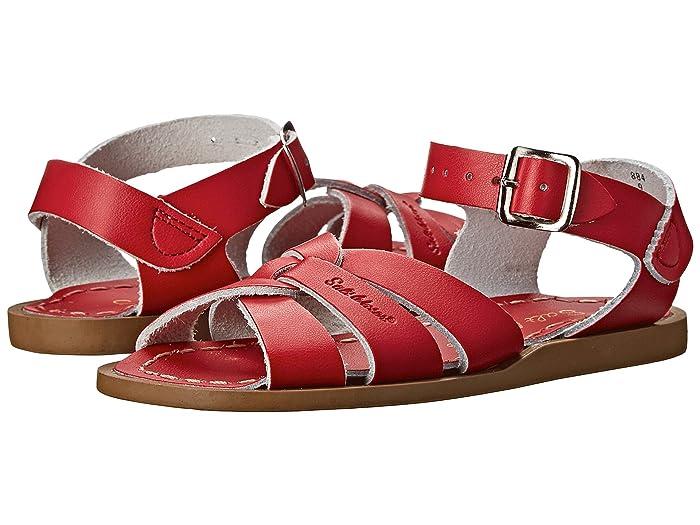Salt Water Sandal by Hoy Shoes  The Original Sandal (Toddler/Little Kid) (Red) Kids Shoes