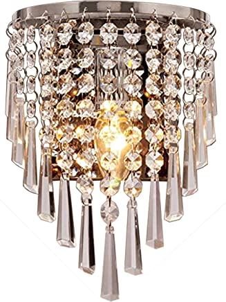 Amazonfr Applique Murale Cristal Luminaires Eclairage