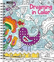 Lang Dreaming In Color Coloring Book by Lisa Kaus (1020102)