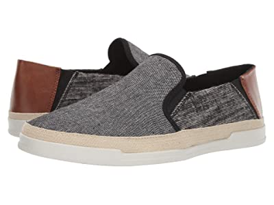 Steve Madden Sandbarr (Black Fabric) Men