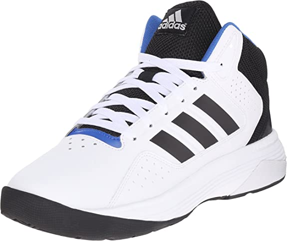 Adidas-Performance-Men's-Cloudfoam-Ilation-Mid-Basketball-Shoe - best basketball shoes with ankle support