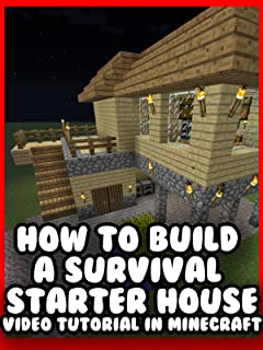 Best minecraft survival house tutorial Reviews