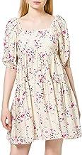 Vero Moda VMMILA 2/4 ABK DRESS WVN GA dames Gekleed