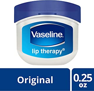 Vaseline Lip Therapy, Original, 0.25 Ounce (Pack of 6)