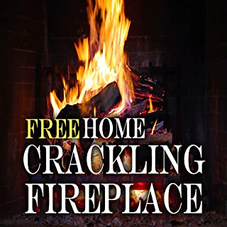 Free Home Crackling Fireplace
