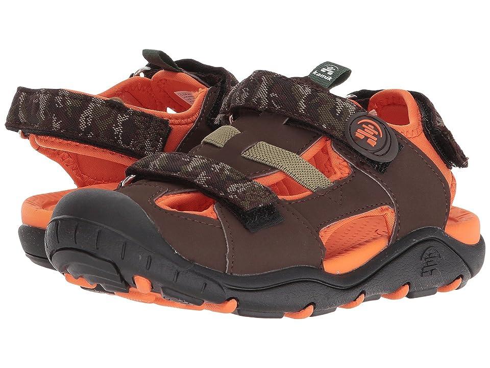 Kamik Kids Coralreef (Toddler/Little Kid/Big Kid) (Orange) Boys Shoes