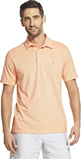 IZOD Men's Breeze Short Sleeve Solid Polo
