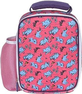 Kids Lunch Bag Box Insulated Toddler Girls Boys Cooler Bag Dr Seuss Horton Hears A Who Tile