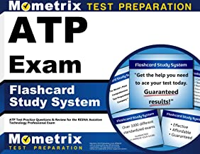 ATP Exam Flashcard Study System: ATP Test Practice Questions & Review for the RESNA Assistive Technology Professional Exam (Cards)