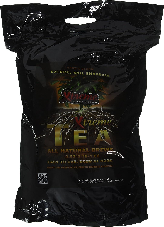 Xtreme Gardening Surprise price 8106 RT8106 Tea 500gm Packs Brews 500g New York Mall