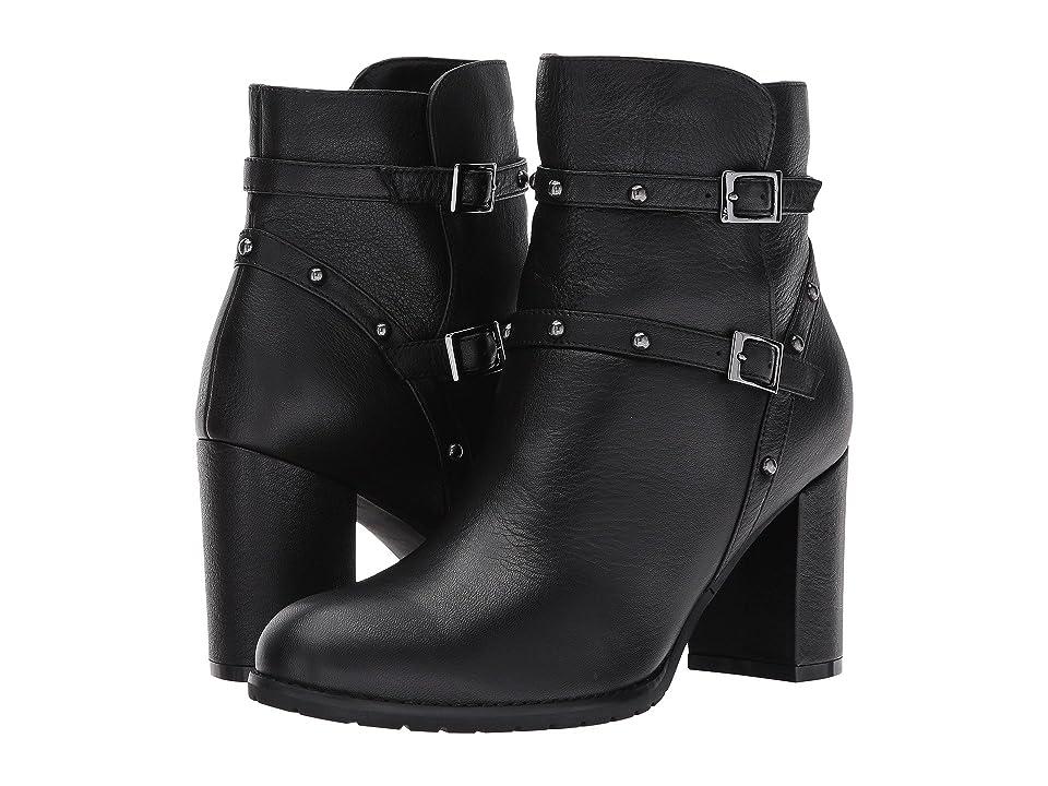 Blondo Analise Waterproof (Black Leather) Women