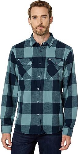 Bowery Lightweight Long Sleeve Flannel