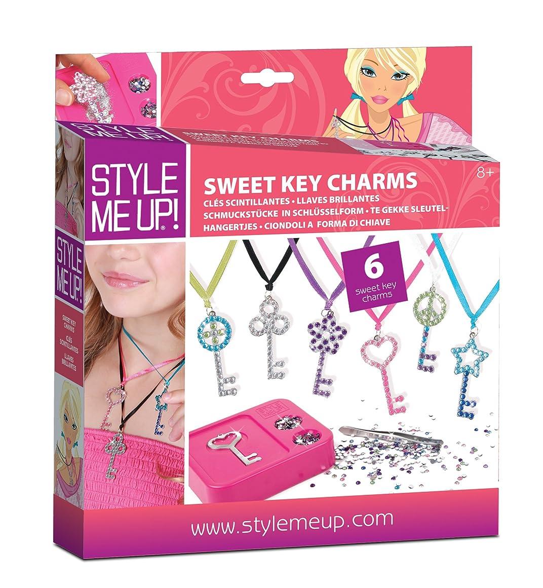 折るむちゃくちゃ割合Sweet Key Charms