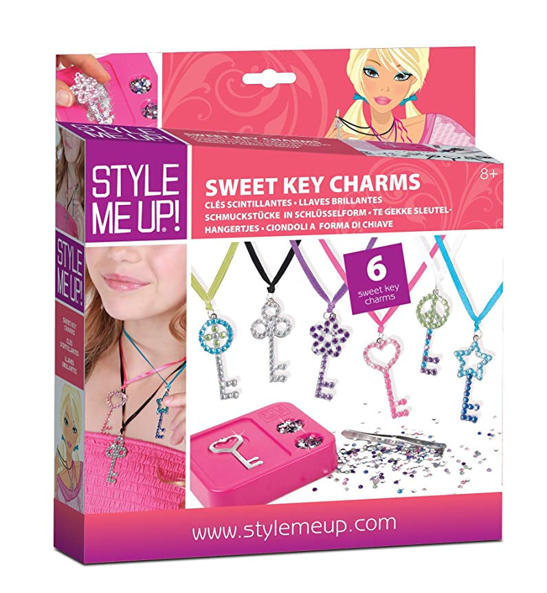 フライトトランペット安全Sweet Key Charms