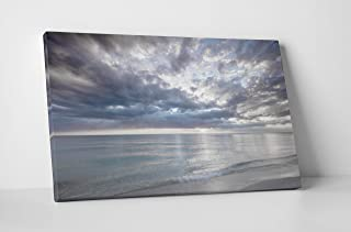 WEXFORD HOME Naples Light Gallery Wrapped Canvas Wall Art, 24x32,