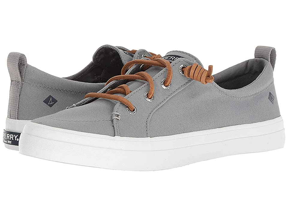 Sperry Crest Vibe Canvas (Grey) Women
