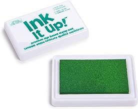 Ink It Up! Premium Dye Based Christmas Green Stamp Pad