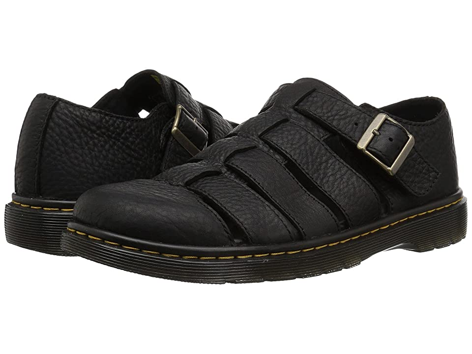 Dr. Martens Fenton (Black Grizzly) Men
