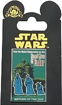 Disney Pin - Star Wars Poster - Forest Moon of Endor - Return of the Jedi (Episode VI)