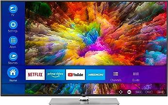 MEDION X16503 163,9 cm (65 Zoll) UHD Fernseher (Smart-TV, 4K Ultra HD, Dolby Vision HDR, Netflix, Prime Video, WLAN, HD Triple Tuner, DTS Sound, PVR, Bluetooth)