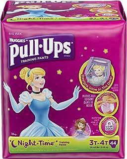 4 Jahre Huggies Pull-Ups Turnschuhe 36 gro/ße Kinder Trainingshose Windelgr/ö/ße 5 M/ädchen Gr/ö/ße 2 6+